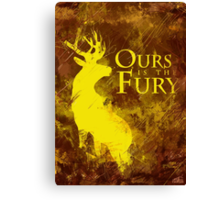 Game of Thrones - House Baratheon Canvas Print