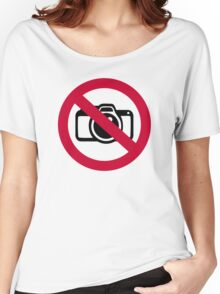 No photos pictures Women's Relaxed Fit T-Shirt