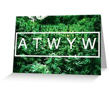 ATWYW - Trees Greeting Card