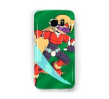 The Red Mega Man Samsung Galaxy Case/Skin