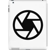 Camera lens iPad Case/Skin
