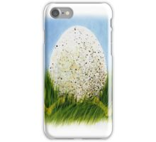 Early Beginner egg painting iPhone Case/Skin
