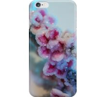 Cherry Blossoms Crystallized  iPhone Case/Skin