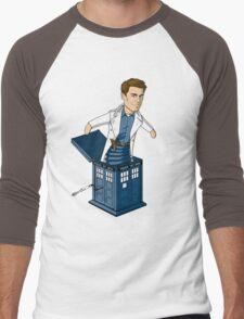 Jack in the Box Men's Baseball ¾ T-Shirt