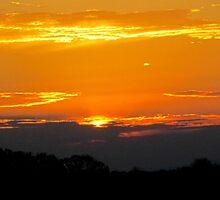 Sunset Ablaze by ArdenBryant