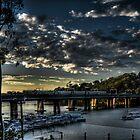 Como Bridge by Alexander Kesselaar
