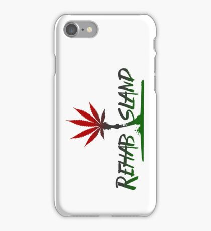 GTA V - Rehab Island iPhone Case/Skin