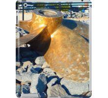 Submarine Propeller iPad Case/Skin