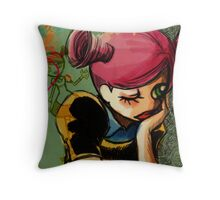 Dolly Throw Pillow