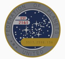 United Federation of Planets by Tess Peterson