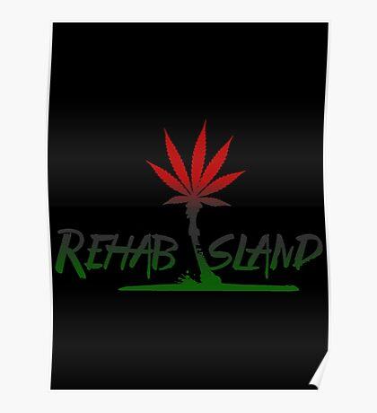 GTA V - Rehab Island Poster