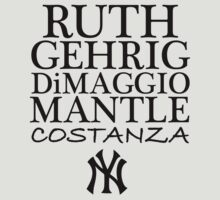 Costanza - Yankees by joebugdud