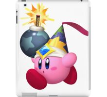 Bomb Kirby iPad Case/Skin