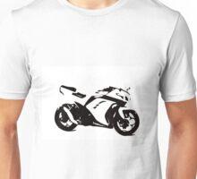 Ninja Pen & Ink Unisex T-Shirt