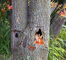 Tree House by cheerishables