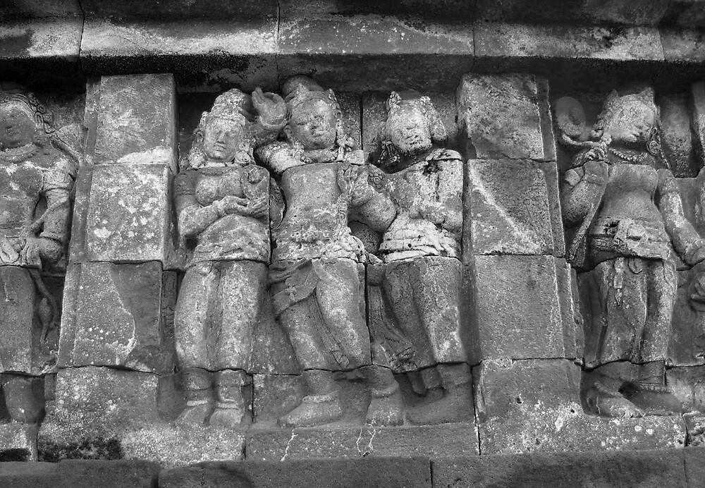 Borobudor by suzichendesign