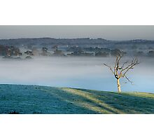 First Light - Nairne - Adelaide Hills Photographic Print
