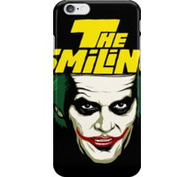 The Smiling iPhone Case/Skin
