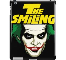 The Smiling iPad Case/Skin