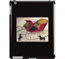 Hoping For A Sleigh Ride iPad Case/Skin