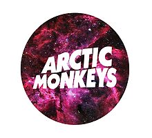 Arctic Monkeys Logo by ZoSo6