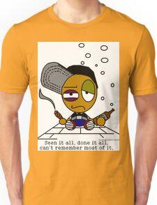 drunk guy Unisex T-Shirt