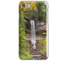 Munising Falls iPhone Case/Skin