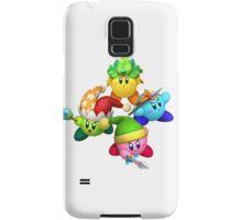 Four Kirbys Samsung Galaxy Case/Skin