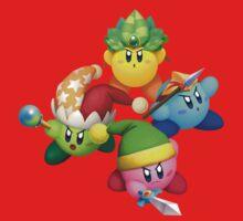 Four Kirbys Kids Clothes