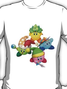 Four Kirbys T-Shirt