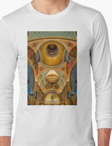 Multi-Colored Holiness Long Sleeve T-Shirt