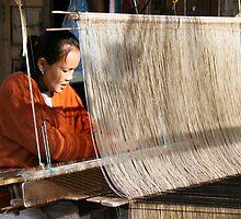 Weaving by Geoff Judd