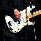 Guitar Picker by WildestArt