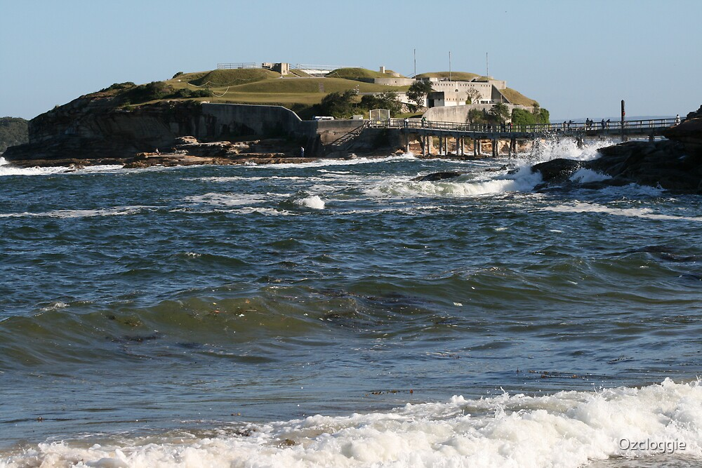 Bare Island, at La Perouse by Ozcloggie