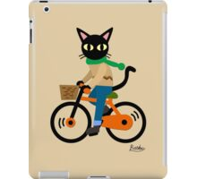 Cycling iPad Case/Skin