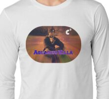 Denzel Aquarius'Killa Curry  Long Sleeve T-Shirt