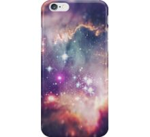 The Universe under the Microscope (Magellanic Cloud) iPhone Case/Skin