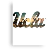UCLA Cali style Metal Print