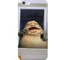 JABBA SELFIE iPhone Case/Skin