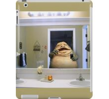 JABBA SELFIE iPad Case/Skin