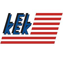 Lel Kek CNC Industries Logo by Tillywinks