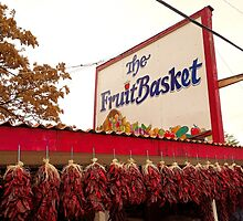 Fruit Basket Stand by Robert Meyers-Lussier