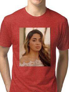 Ally Brooke  - Wonderland Tri-blend T-Shirt