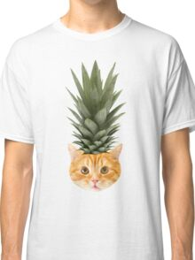[ P I N E A P P L E _ P U N K _ K I T T Y] Classic T-Shirt