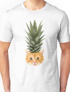 [ P I N E A P P L E _ P U N K _ K I T T Y] Unisex T-Shirt