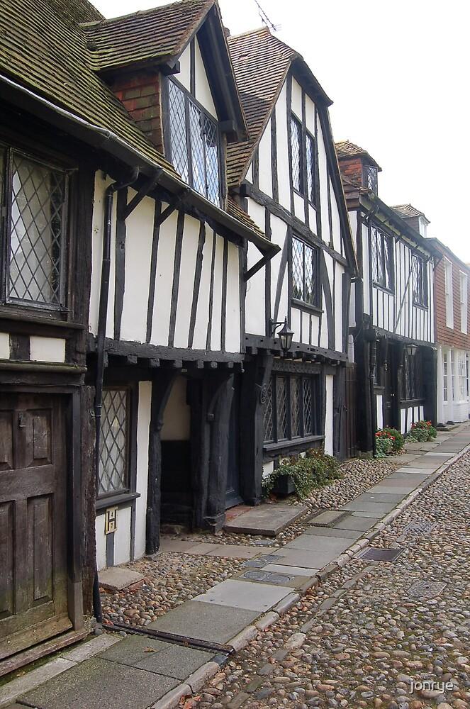 Antiquated street by jonrye