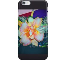 Day lily splendor iPhone Case/Skin