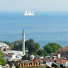 Bosphorus by hans p olsen