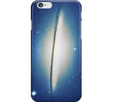 The little Galaxy (Majestic Sombrero Galaxy) iPhone Case/Skin