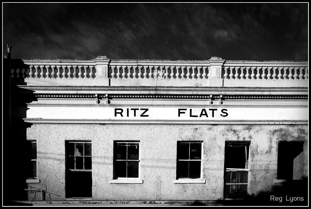 The Ritz Flats by Reg  Lyons